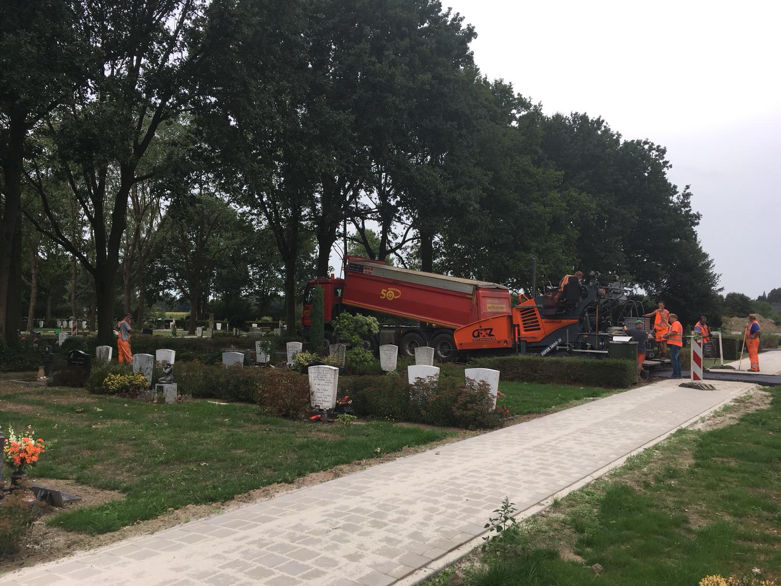 begraafplaats Sambeek