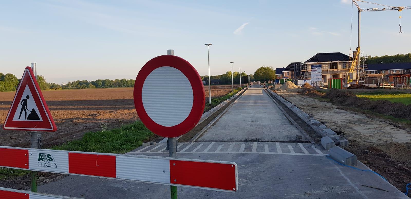 WRM B.P. Catharinaklooster & Hogeweg Sambeek